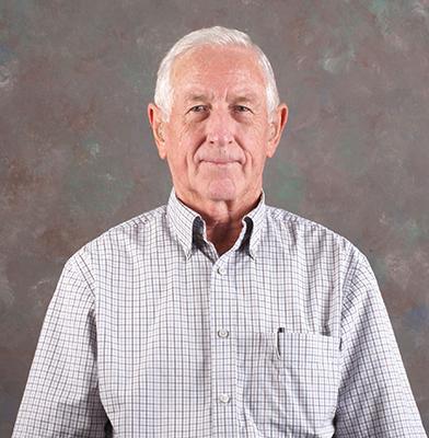 Professor Jerry McMahon