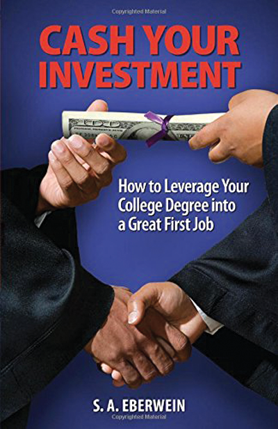 """""""Cash your Investment"""" by Eberwein."""