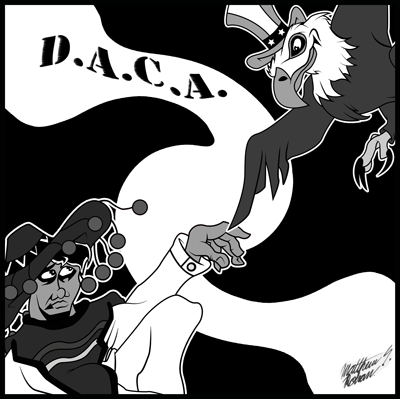D.A.C.A.-Cartoon