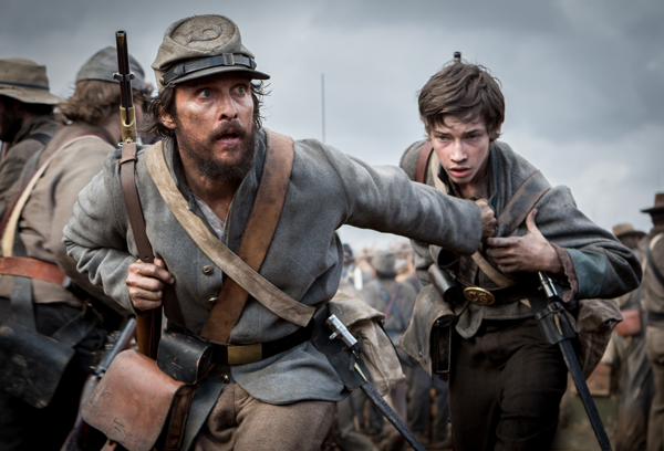 "The Matthew McConaughey drama ""Free State of Jones"" tells the a little-known Civil War story."