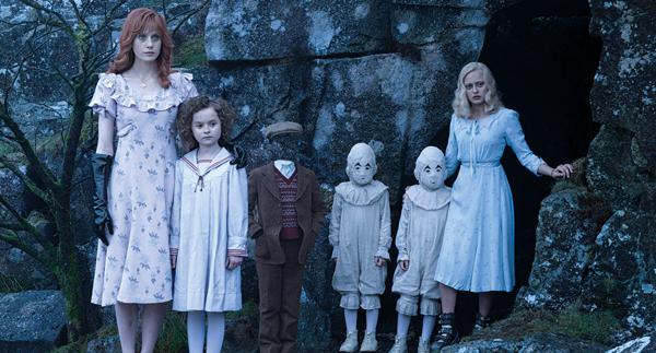 "Tim Burton's ""Miss Peregrine"" stars an ensemble cast. Courtesy of 20th Century Fox"