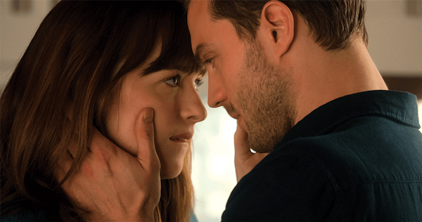 Dakota Johnson and Jamie Dornan star in the train wreck that is 'Fifty Shades Darker.'
