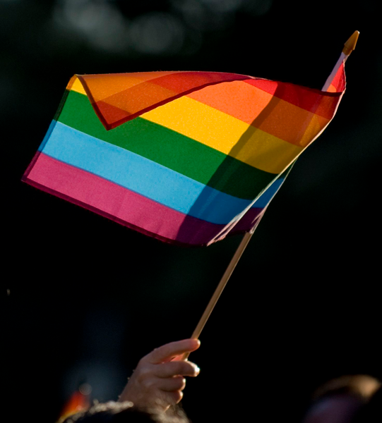 A new report calls for ending LGBTQ conversion therapy for minors. (Michael Goulding/Orange County Register/Zuma Press/TNS)