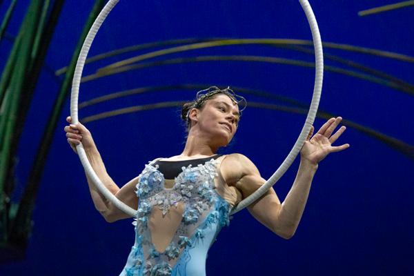 Video: Cirque du Soleil comes to Dallas with Amaluna
