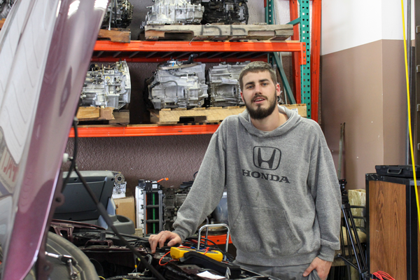Driven to graduate: 3 students stay at motel, work full-time in automotive industry