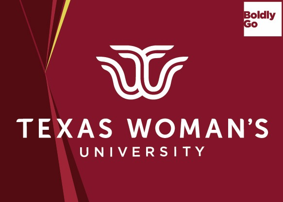 Texas Women's University logo image