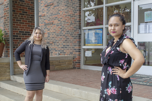 Alumnae, grade school teachers create connections from a distance