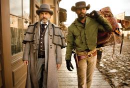 Django plots unshackled vengeance