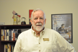 Dr. Richard Cinclair has worked as an educator for more than 35 years at Eastfield.