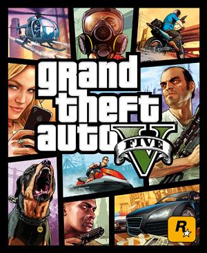 Players wreak havoc in 'Grand Theft Auto V'