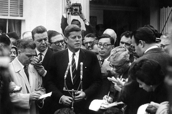 Eastfield Remembers JFK