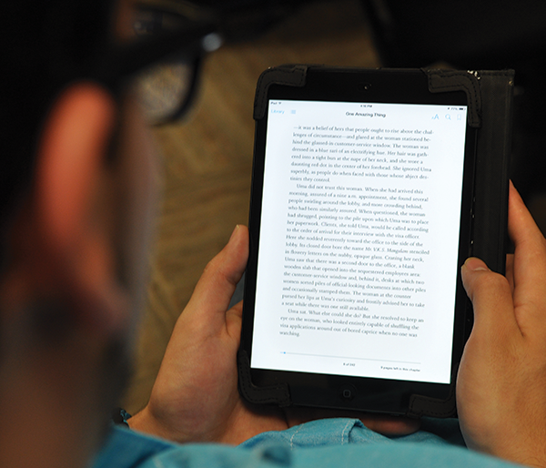 Reading suffers decline as technology takes off