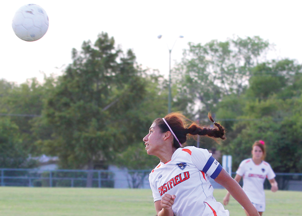Soccer: Harvesters tie North Lake in league