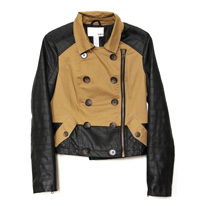 Leather jacket: One of the most essential items, they protect you from the inclement Texas weather.