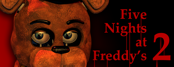COURTESY OF DESURA.COM Freddy Fazbear and friends torment another security guard in the surprise hit's sequel.
