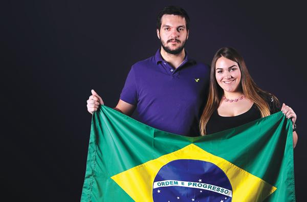 From Sao Paulo to Texas