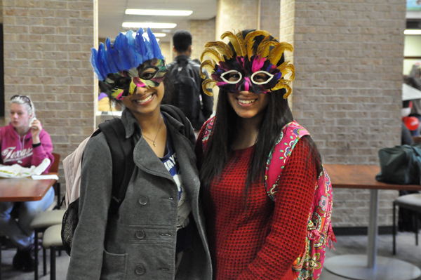 Eastfield celebrates Fat Tuesday