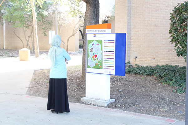 College adds security measures to campus