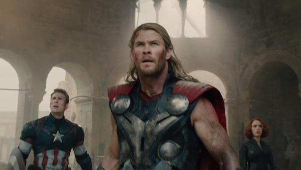 'Avengers' battle new foe, show their souls