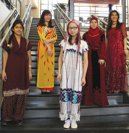 International Festival enriches campus