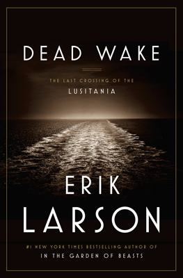 A  Book To Consider: Reading with enemies: Larson goes to sea