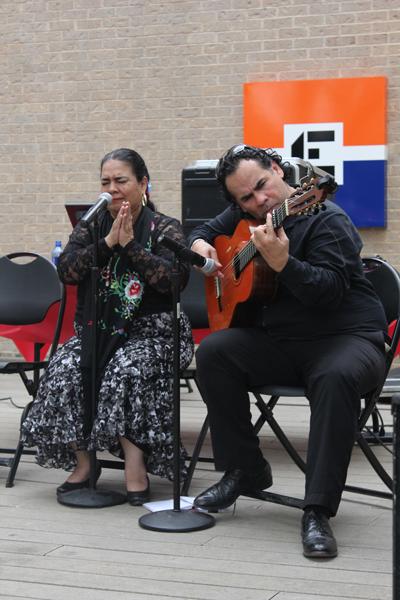 Eastfield celebrates Cinco de Mayo