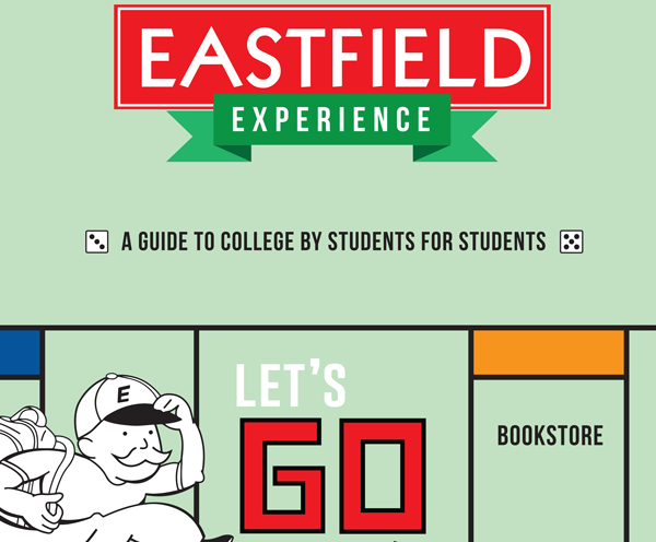 Student guide to Eastfield hits newstands