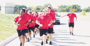 cadets-run