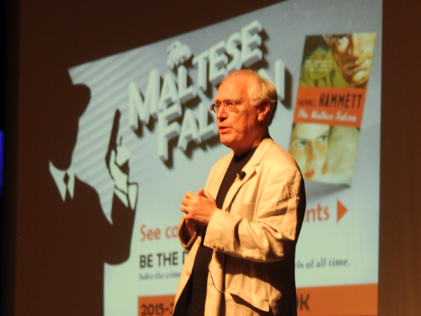 Holmes expert talks stories, adaptations