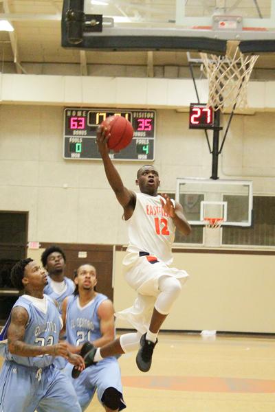 Dynamic offense helps basketball stay unbeaten