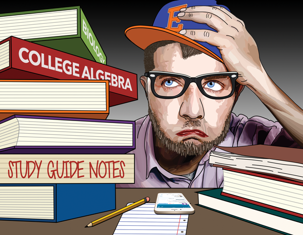 Faculty offer studying tips for finals week