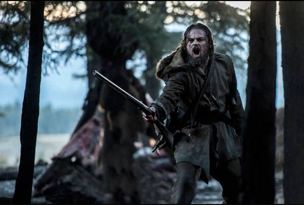 Movie Review: 'Revenant' lives up to hype