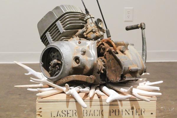 """Temporary Contemporary"" explores modern reverence through ritualized lens"