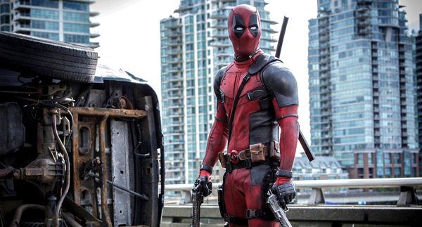 'Deadpool' starts fast, plagued by slowed narrative