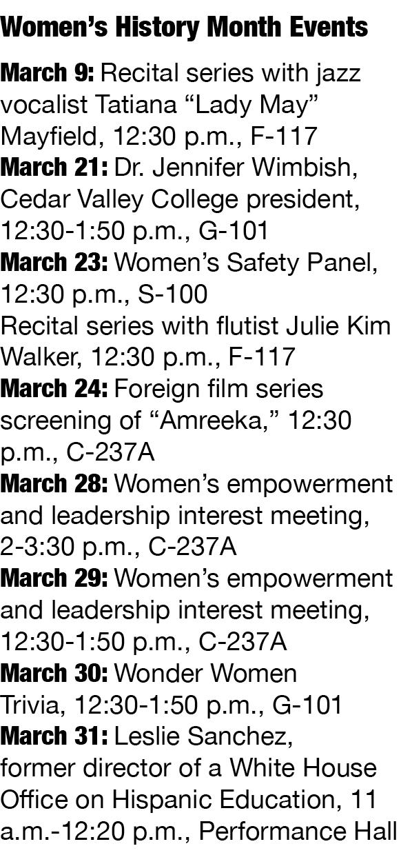0309 Womens history calendar