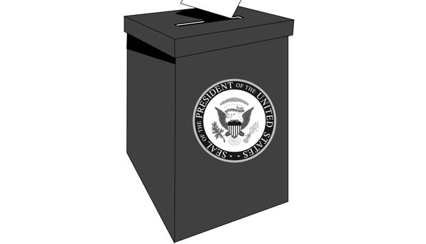 Early voters pack polls