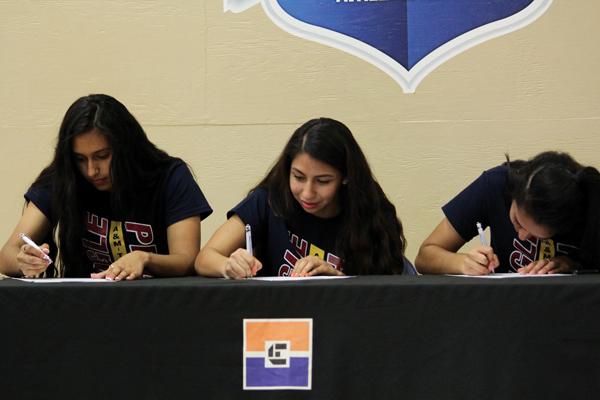 Three players sign to Texas A&M-Texarkana