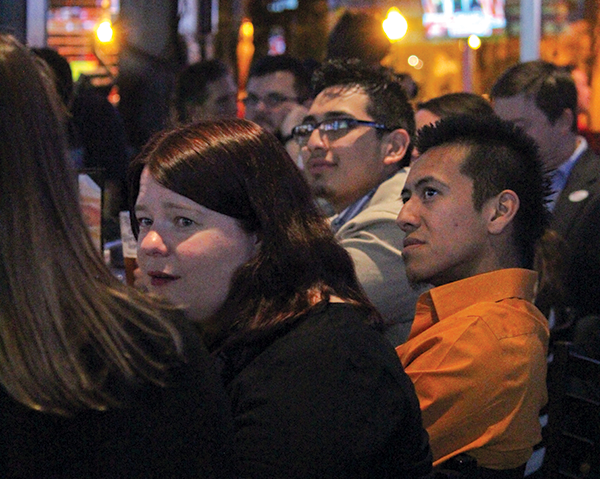 Photo gallery: Super Tuesday watching parties