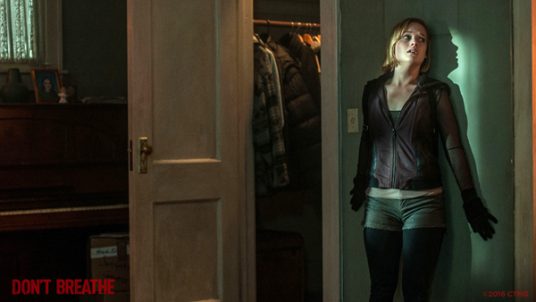 Intensity of 'Don't Breathe' shines in quiet moments