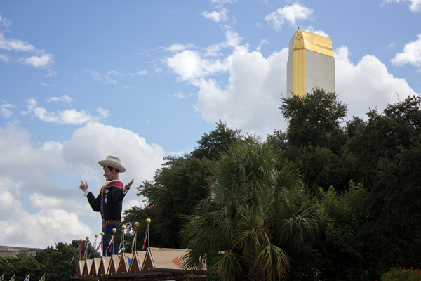 The Texas State fair opened Sept 30. Photo by David Sanchez/ The Et Cetera
