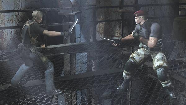 Despite glossy look, 'Resident Evil 4' rerelease pointless