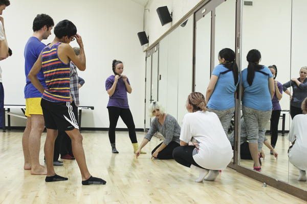 DGDG best in Big D: Professor's experimental dance group wins acclaim