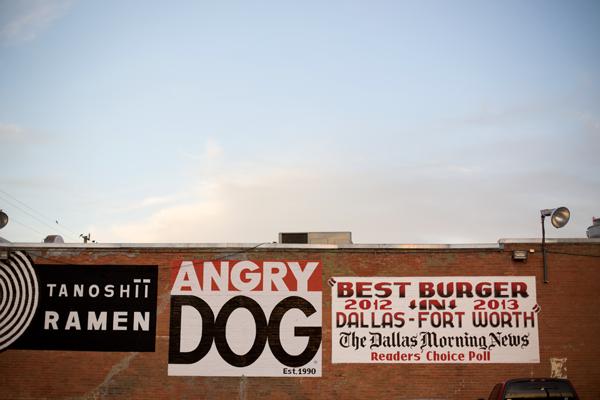 Hidden Gem: Angry Dog offers 'highest quality food'