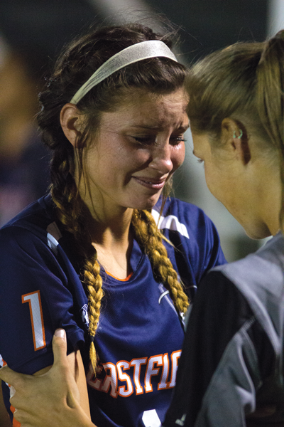 Soccer relives last year's heartbreak in tournament