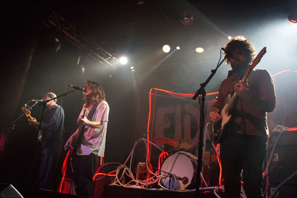 FIDLAR performs at Trees in Dallas. Photo by David Sanchez/The Et Cetera