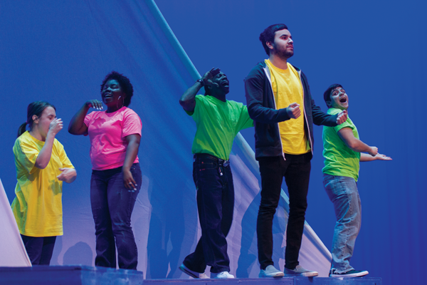 'The Yellow Boat' voyage explores courage, childhood