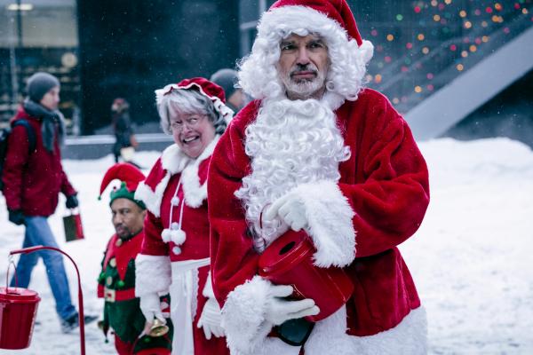 'Bad Santa' makes the good list