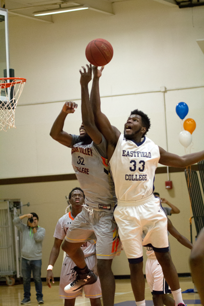 Eastfield wins third seed for conference tournament