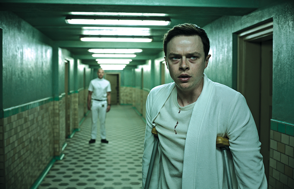 Dane DeHaan plays Lockhart, who is trapped in the eponymous wellness center. Photos courtesy of 20th Century Fox.