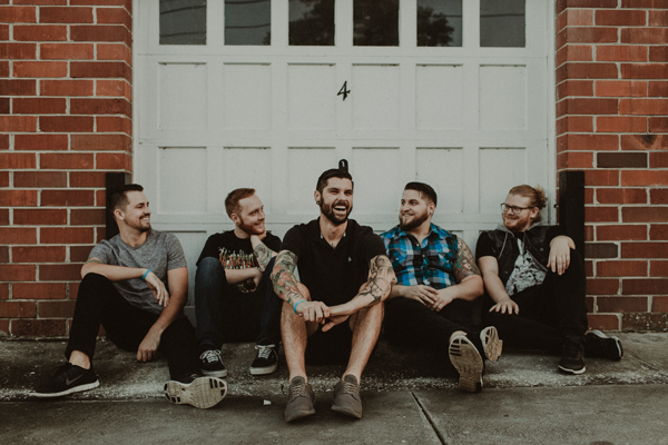 Young post-hardcore band Capstan's skill gives new hope for the scene
